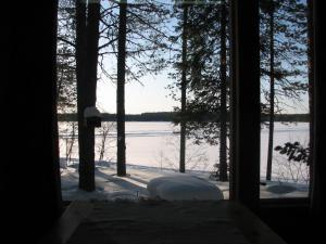 Ollilan Lomamajat, Holiday homes  Kuusamo - big - 18