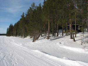 Ollilan Lomamajat, Holiday homes  Kuusamo - big - 9