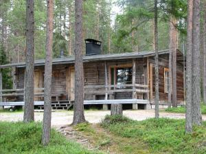 Ollilan Lomamajat, Holiday homes  Kuusamo - big - 5