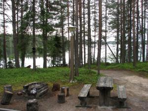 Ollilan Lomamajat, Holiday homes  Kuusamo - big - 48