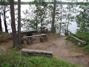 Ollilan Lomamajat, Holiday homes  Kuusamo - big - 78