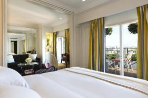 Terrace Junior Suite