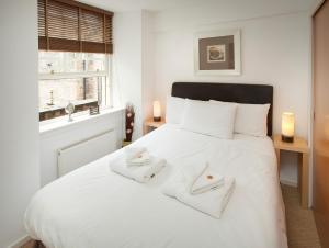 St Giles Apartments, Aparthotels  Edinburgh - big - 2