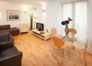 St Giles Apartments, Aparthotels  Edinburgh - big - 6