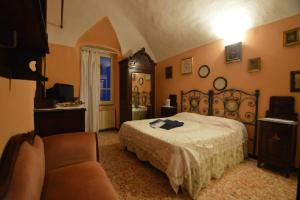 B&B Borgo Saraceno, Bed and Breakfasts  Borgio Verezzi - big - 9