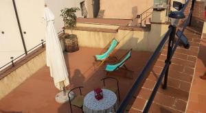 B&B Borgo Saraceno, Bed & Breakfasts  Borgio Verezzi - big - 8