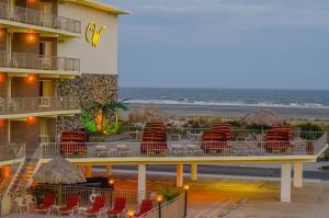 Waikiki Oceanfront Inn, Мотели  Wildwood Crest - big - 27