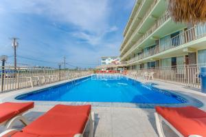 Waikiki Oceanfront Inn, Motely  Wildwood Crest - big - 6