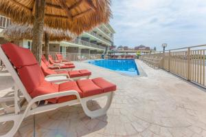 Waikiki Oceanfront Inn, Motely  Wildwood Crest - big - 7