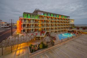 Waikiki Oceanfront Inn, Мотели  Wildwood Crest - big - 24