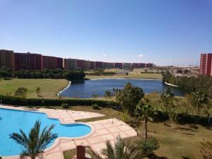 Two Bedroom Apartment at Golf Porto Marina, Эль-Аламейн