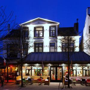 Hotel Pannenkoekhuis Vierwegen, Hotely  Domburg - big - 1