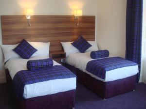 Scotia Airport Hotel, Hotels  Paisley - big - 5