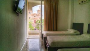 Del Parque Hotel, Отели  Corozal - big - 24