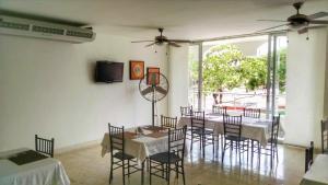 Del Parque Hotel, Отели  Corozal - big - 36