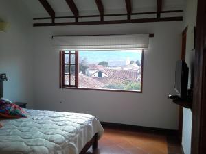 Posada Portal de la Villa, Хостелы  Villa de Leyva - big - 13