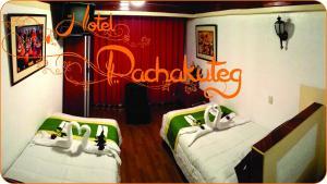 Hotel Pachakuteq, Отели  Мачу-Пикчу - big - 48