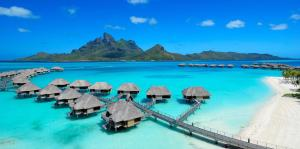 Four Seasons Resort Bora Bora, Resort  Bora Bora - big - 24