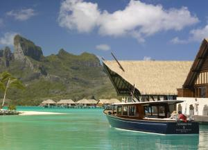 Four Seasons Resort Bora Bora, Resort  Bora Bora - big - 44