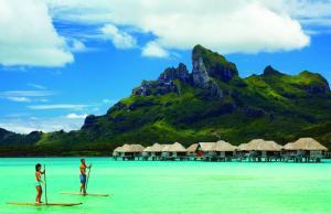 Four Seasons Resort Bora Bora, Resort  Bora Bora - big - 31