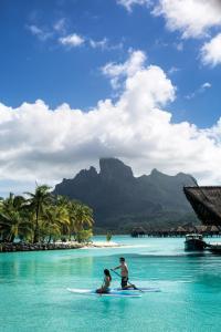 Four Seasons Resort Bora Bora, Resort  Bora Bora - big - 29
