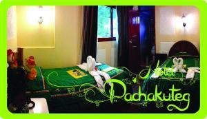 Hotel Pachakuteq, Отели  Мачу-Пикчу - big - 42