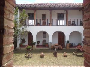 Posada Portal de la Villa, Хостелы  Villa de Leyva - big - 27