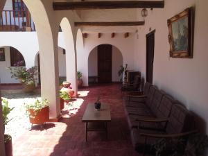 Posada Portal de la Villa, Хостелы  Вилья-де-Леива - big - 25