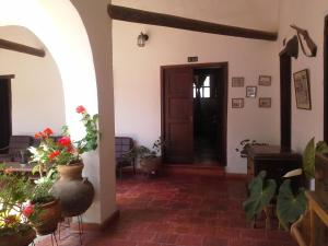 Posada Portal de la Villa, Хостелы  Villa de Leyva - big - 17