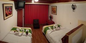 Hotel Pachakuteq, Отели  Мачу-Пикчу - big - 18