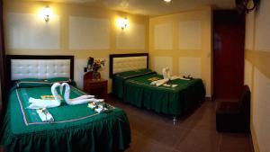 Hotel Pachakuteq, Отели  Мачу-Пикчу - big - 16