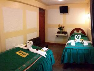 Hotel Pachakuteq, Отели  Мачу-Пикчу - big - 15
