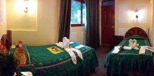 Hotel Pachakuteq, Отели  Мачу-Пикчу - big - 8