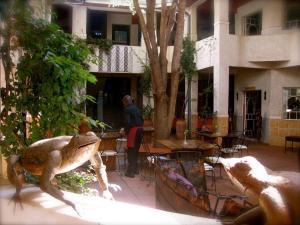 Madidi Lodge, Лоджи  Lilongwe - big - 25