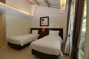 Heritage Lodge, Hotels  Hongkong - big - 11