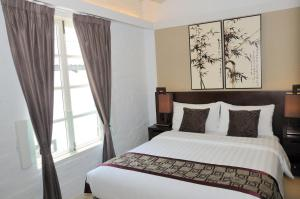 Heritage Lodge, Hotels  Hongkong - big - 9