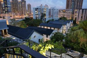 Heritage Lodge, Hotels  Hongkong - big - 31