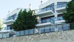 Paressa Villas, Villen  Nea Fokea - big - 31