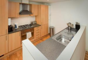 St Giles Apartments, Aparthotels  Edinburgh - big - 67