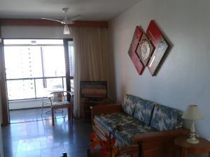 Flat Via Venetto Meirelles, Apartmanok  Fortaleza - big - 52