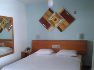 Flat Via Venetto Meirelles, Appartamenti  Fortaleza - big - 54