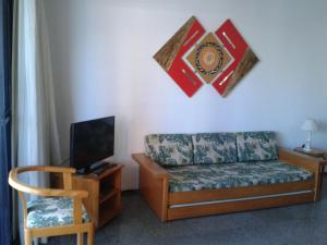 Flat Via Venetto Meirelles, Apartmanok  Fortaleza - big - 55