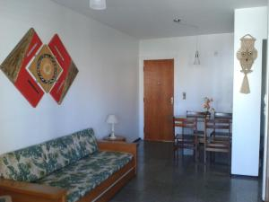 Flat Via Venetto Meirelles, Apartmanok  Fortaleza - big - 56