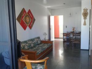 Flat Via Venetto Meirelles, Apartmanok  Fortaleza - big - 57