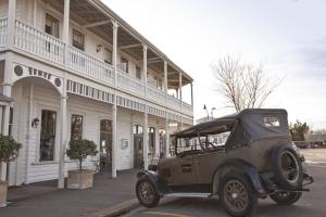 The Martinborough Hotel, Отели  Martinborough  - big - 26