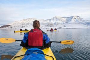 Funken Lodge, Hotel  Longyearbyen - big - 12