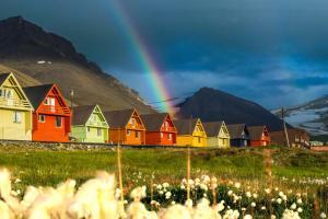 Funken Lodge, Hotel  Longyearbyen - big - 16