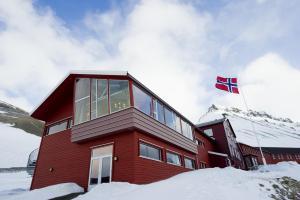 Funken Lodge, Hotel  Longyearbyen - big - 18