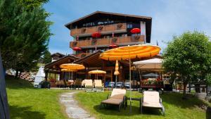 Erlebnishotel Etoile - Hotel - Saas-Fee