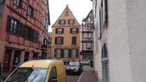 City Appart La Commanderie, Apartmány  Colmar - big - 24